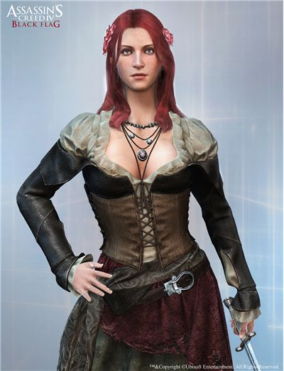 Picture Of Assassins Creed 4 - Anne Bonny