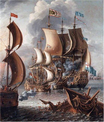 Picture Of Barbary Pirate Corsairs