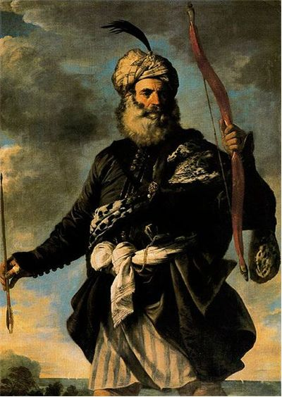 Picture Of Barbary Pirate Pier Francesco Mola