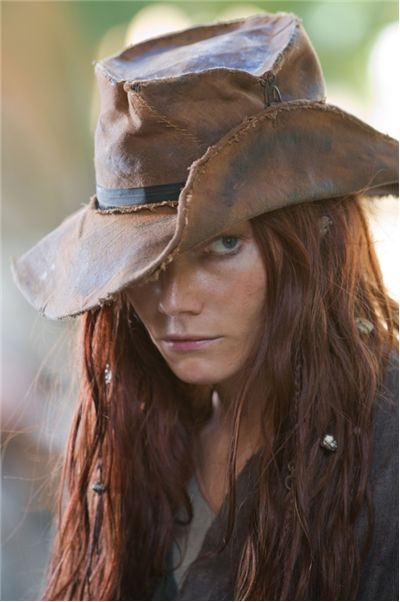 Picture Of Black Sails - Clara Paget