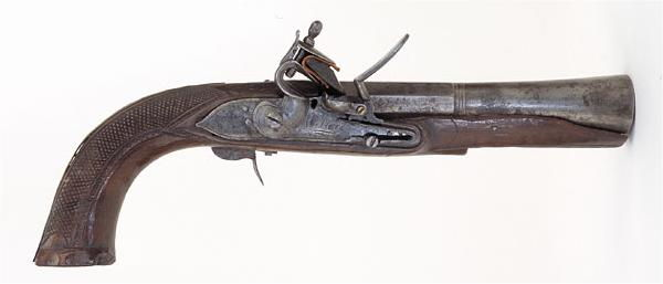 Picture Of Dragon Pistol