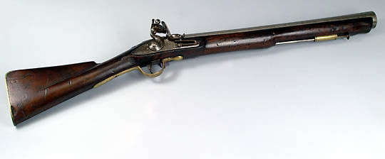 Picture Of English Blunderbuss