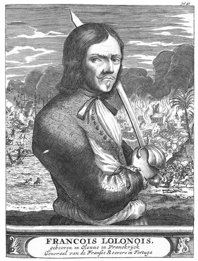 Picture Of François l'Olonnais