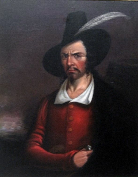 Picture Of Jean Lafitte