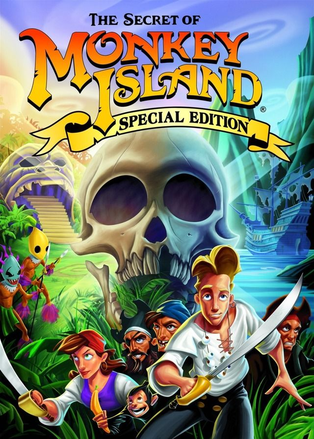 Picture Of Monkey Island Special Edition