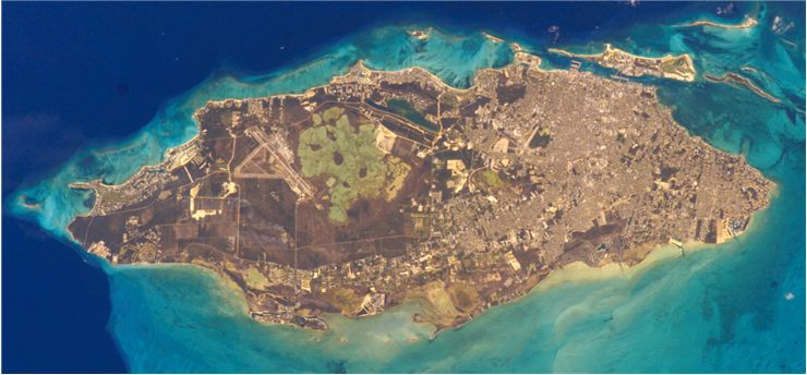 Picture Of New Providence Island