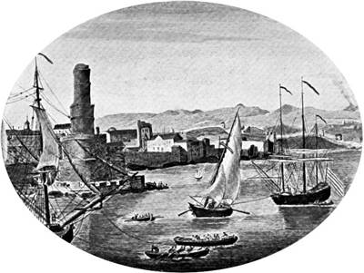 Picture Of Old Port Royal