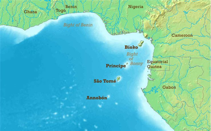 Picture Of Piracy In The Gulf Of Guinea