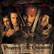 Poster For Pirates Of The Caribbean The Curse Of The Black Pearl