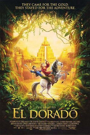 Picture Of Road To El Dorado Cover