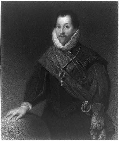 Picture Of Sir Francis Drake Portrait