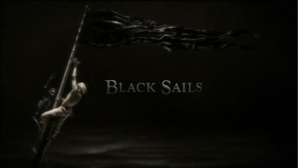 Teaser Poster For Black Sails Tv Series