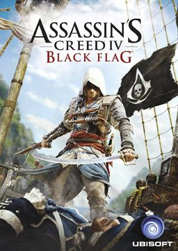 The Cover Art For Assassins Creed IV Black Flag