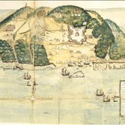 Picture Of Tortuga 17th Century