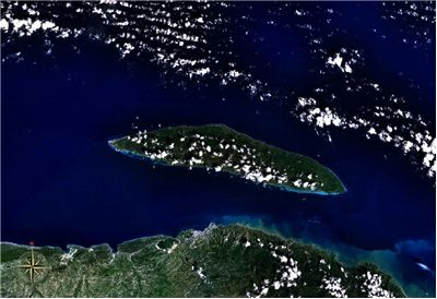 Picture Of Tortuga Island