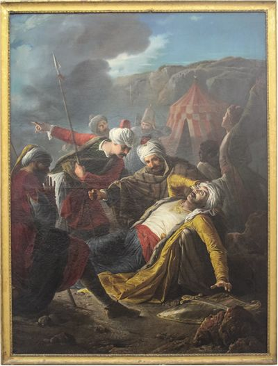 Picture Of Turgut Reis Death