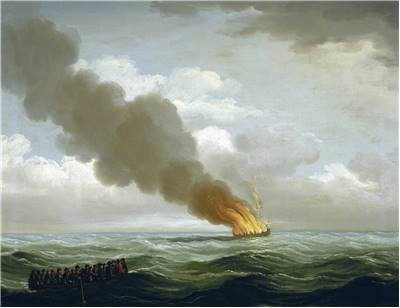 Triangular Trade - The loss of the Luxborough Galley