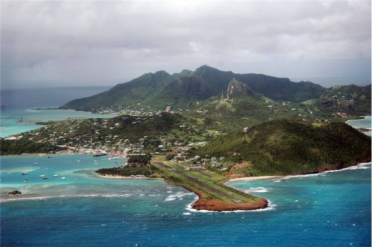 Windward Islands - Union Island